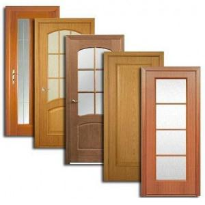 Двери, дверные блоки Целинного