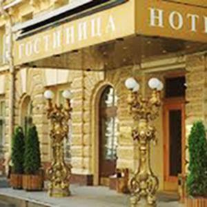 Гостиницы Целинного