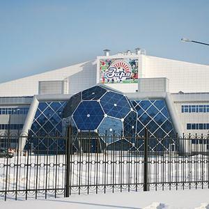 Спортивные комплексы Целинного